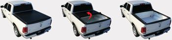 Automotive Accessories - Tonneau Covers