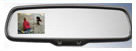 Automotive Accessories - Mirror with electronics